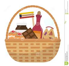 mishloach manot baskets mishloach manot basket with food treats purim gift