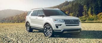 2018 ford explorer full size suv ford ca