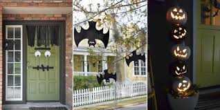 Halloween Decoration 20 Easy And Cheap Diy Outdoor Halloween Decoration Ideas