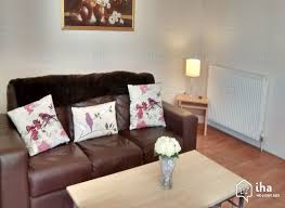 glasgow rentals in an apartment flat for your vacations with iha