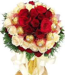 edible gifts delivered flowers and gifts delivered in singapore chocolate roses bouquet
