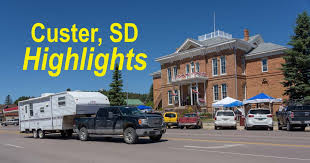 South Dakota Travel Hacker images Custer south dakota highlights on an rv trip roads less traveled jpg