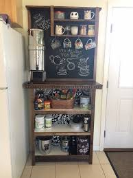 ikea bar hack ikea billy bookcase turned at home coffee bar hack erika s blog