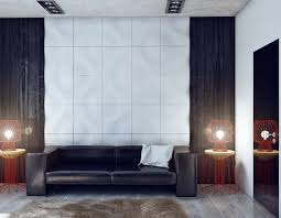 his and hers apartment interior design by angelina alexeeva