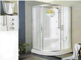 Showers Stalls For Small Bathrooms Corner Shower Units For Small Bathrooms