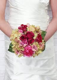 hydrangea wedding bouquet green silk hydrangea wedding bouquet wedding
