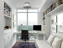 Built In Bookshelves With Desk by Best 10 Home Office Storage Ideas On Pinterest Home Office