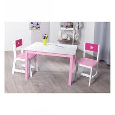 table bureau enfant bois abc