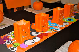 How To Make Halloween Decorations At Home by Sweet Not Spooky Halloween Party Activities