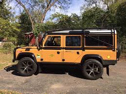 Classic Land Rover Defender For Sale On Classiccars Com