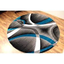 light blue round area rug blue round area rugs gray and rug s light 8 x 10 thechowdown