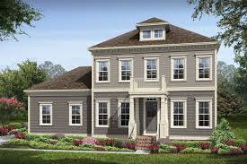 Craftsman Farmhouse Willowsford Craftsman Series New Homes In Ashburn Va