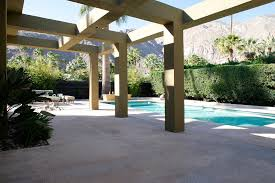 how to build concrete patios step by step