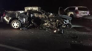 Sigalert San Diego Map by Vehicle Charred After 3 Car Crash On State Route 67 In Poway Nbc