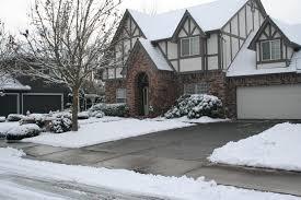 pictures of oregon u0027s big snow 2008 eugene house cars winter