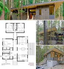 Large Cabin Floor Plans Best 25 Modern Cabins Ideas On Pinterest Small Modern Cabin