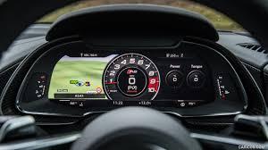 Audi R8 Specs - 2016 audi r8 v10 plus coupe uk spec instrument cluster hd