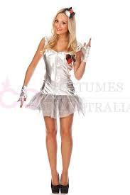 Tin Man Costume Ladies Tin Man Costume Wizard Of Oz Storybook Halloween Fairytale