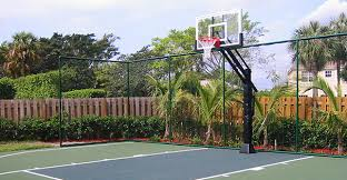 Backyard Basketball Hoops by Versacourt Court Tile For Outdoor Basketball Courts U0026 More