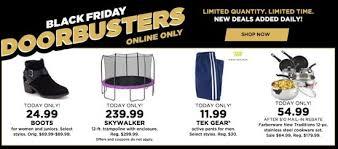 trampolines for sale black friday kohl u0027s black friday november 25 online daily doorbusters