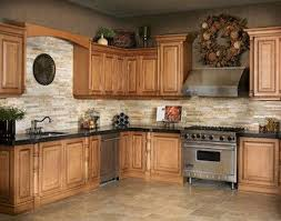 Kitchen Ideas With White Cabinets Paint Colors That Go With Honey Oak Trim Oak Cabinets Kitchen