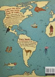 Literature Map This Literature Map Of The World Shows You Every Country S For A