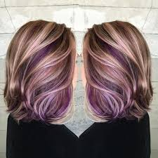 color hair 25 peekaboo hair colors ideas