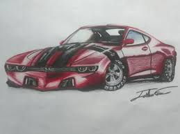 supercar drawing chevelle ss concept car drawing by captaincrunch1950 on deviantart