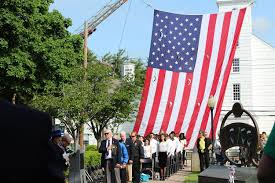 Memorial Day American Flag Photo Gallery Memorial Day Observance In Huntington Living
