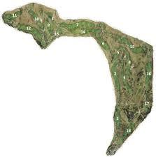 The National Map The National Golf Club Moonah Course Aussie Golf Questaussie