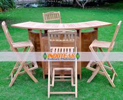 Folding Bar Table Outdoor Teak Bar Outdoor Furniture Sets Garden Furniture Suppliers