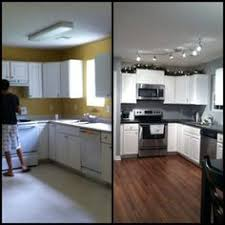 Remodel Kitchen Ideas Small Kitchen Diy Ideas Before After Remodel Pictures Of Tiny