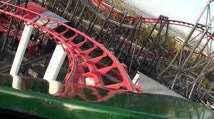 Goldrusher Six Flags Magic Mountain Top Six Flags Magic Mountain Roller Coasters