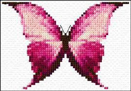 http cross stitch pattern butterfly 877 o free design