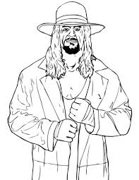 wrestling coloring pages printable custom with image of wrestling