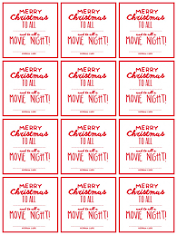 free halloween gift tags printable christmas movie night redbox gift idea see vanessa craft