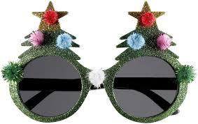 forum novelties novelty glasses christmas