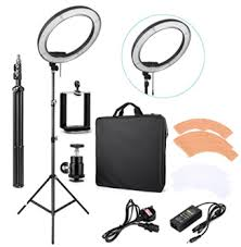 portable lighting for makeup artists top 5 best ring lights for youtubers makeup artists photographers
