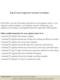 scm resume format top8costengineerresumesamples 150407031554 conversion gate01 thumbnail 4 jpg cb 1428394600