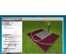 Backyard Sport Courts by Diy Home Game Courts Monthly Specials Backyard Basketball Courts
