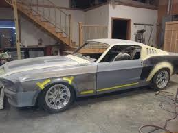 mustang eleanor parts mustangs to fear innovative mustang parts