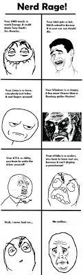 Nerd Rage Meme - nerd rage meme by jeffreyz0 memedroid