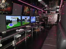 windy city game theater video game truck kids birthday party