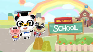 dr panda dr panda town