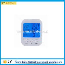 hygrom rie chambre th202 ménage lumineux intérieur thermomètre électronique de haute