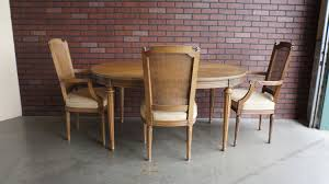 furniture splendid henredon furniture dining room set of four