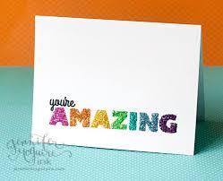 25 unique glitter cards ideas on beautiful