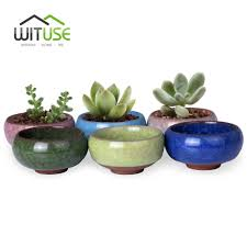 Ceramic Succulent Planter by Online Get Cheap Ceramic Flower Planters Aliexpress Com Alibaba