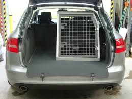 transk9 b23 audi a6 avant dog crate dog transit box dog cage www
