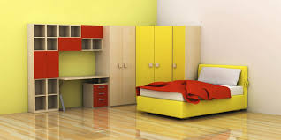 Celestial Kids Bedroom Furniture Apartments Delamere Court First Bedroom With Fitted Furniture And